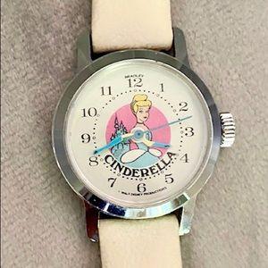 Vintage Walt Disney Cinderella watch.